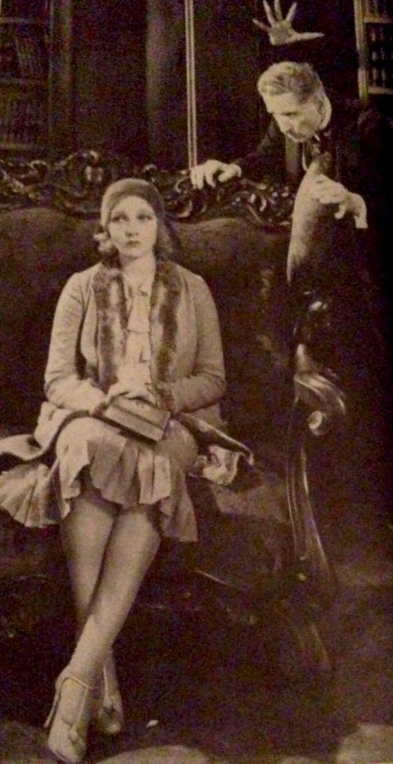 Helen Twelvetress The Cat Creeps 1930