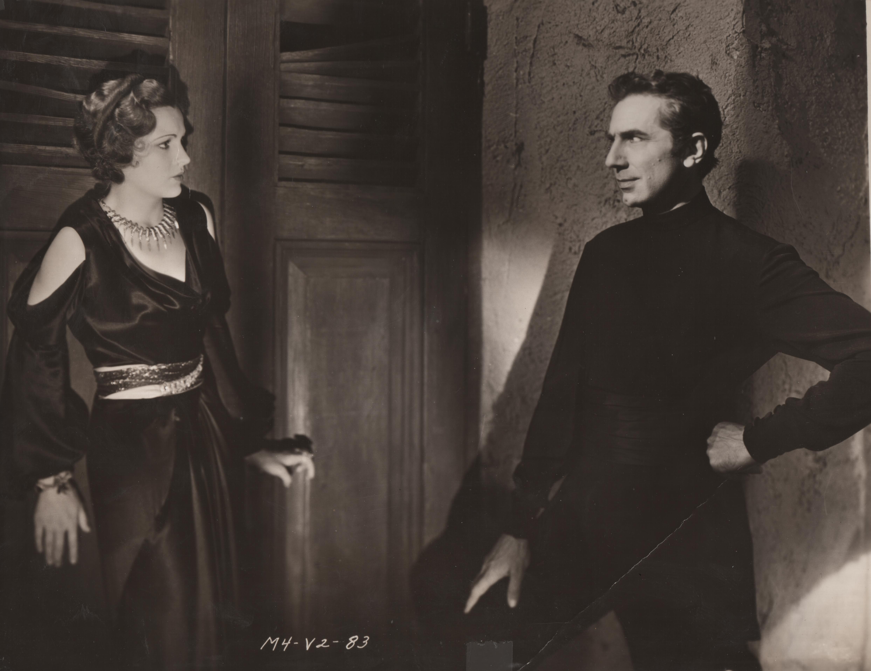 Irene Ware and Bela Lugosi star in The Raven