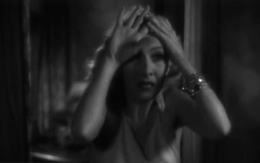 Jenny sees the Phantom and screams