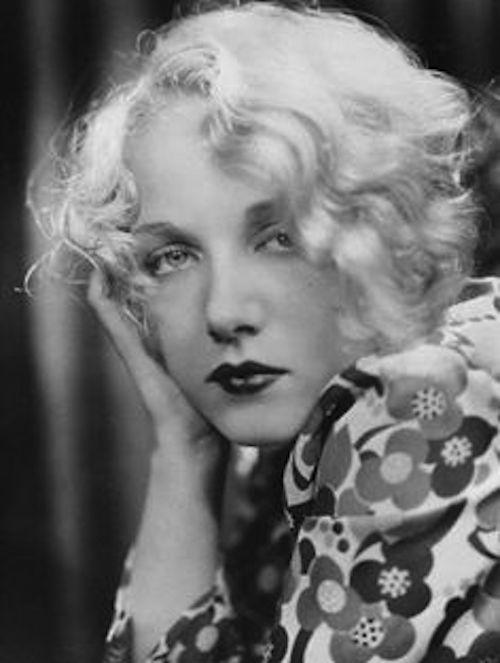 Leila Hyams portrait