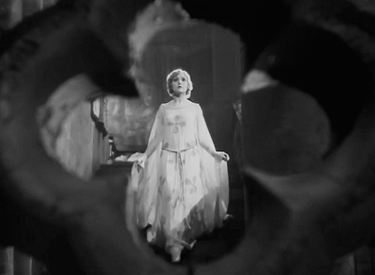 Madge White Zombie