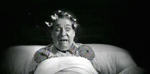 Maude Eburne The Bat Whispers