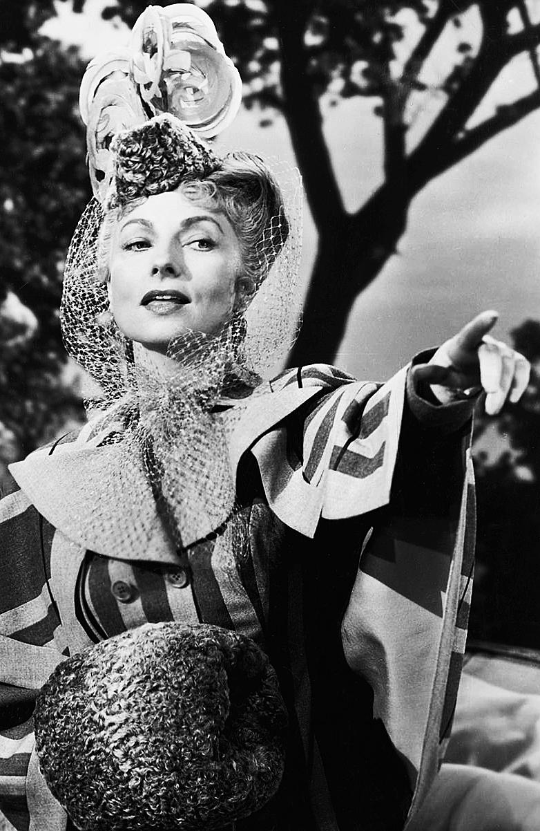 026-agnes-moorehead-theredlist-Agnes Moorehead in Mrs. Parkington directed by Tay Garnett, 1944