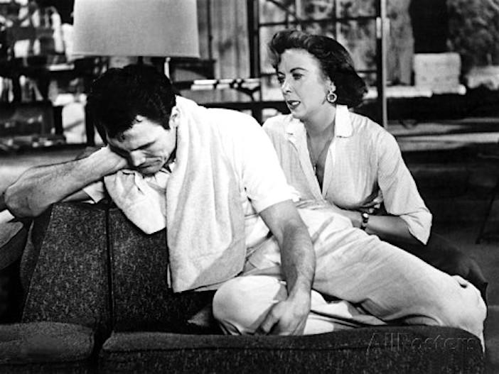 The Big Knife 1955 Ida and Jack-