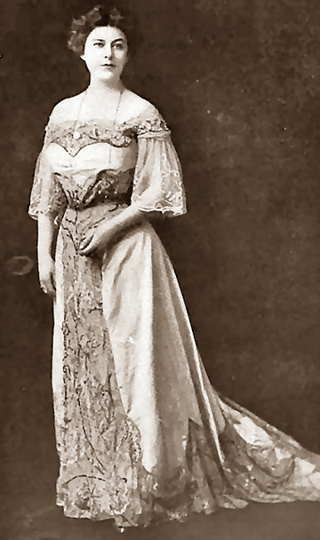 beverley sitgreaves in The Great Love The Bohemian 1906