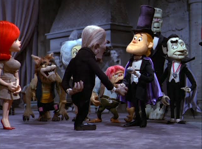 Baron meets Dr. Jekyll