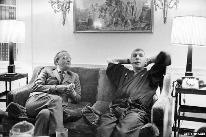 Capote and Richard Brooks