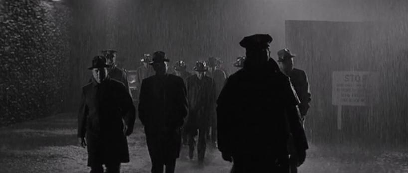 execution day dark rain