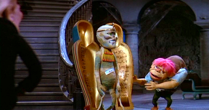 the mummy and hunchback
