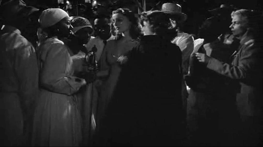 Edith Barrett, Francis Dee 1943 I Walked With a Zombie
