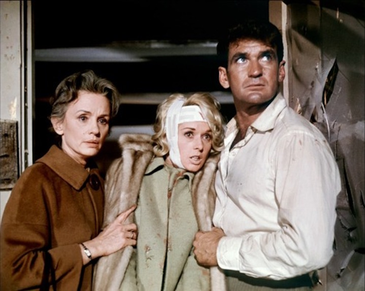 tandy hedren and taylor end