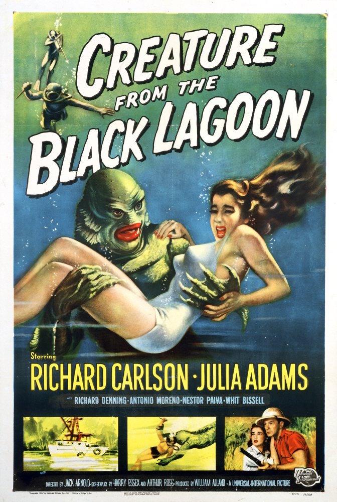Black Lagoon poster
