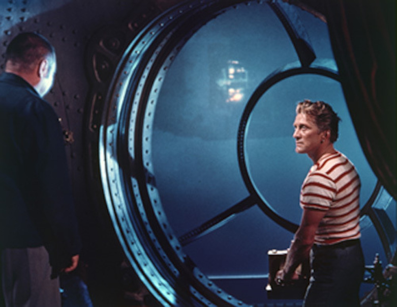 """20000 Leagues Under the Sea"" Kirk Douglas 1954 Walt Disney Productions ** I.V."
