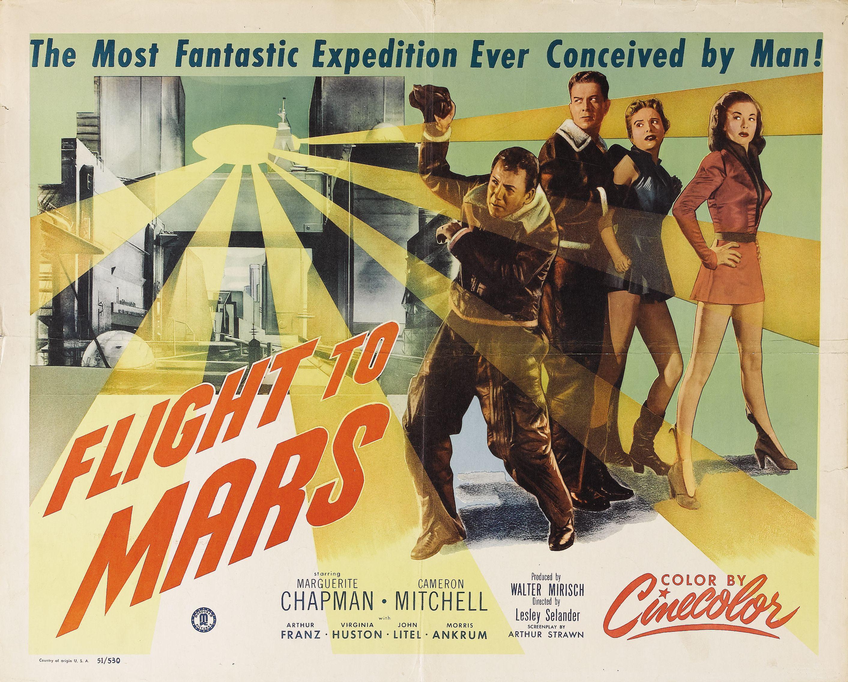 Flight to Mars _1951