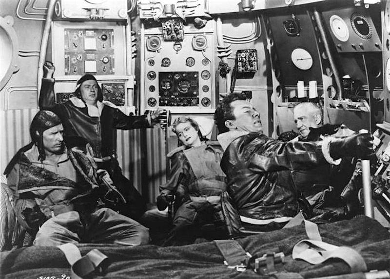 Fligth to Mars 1951