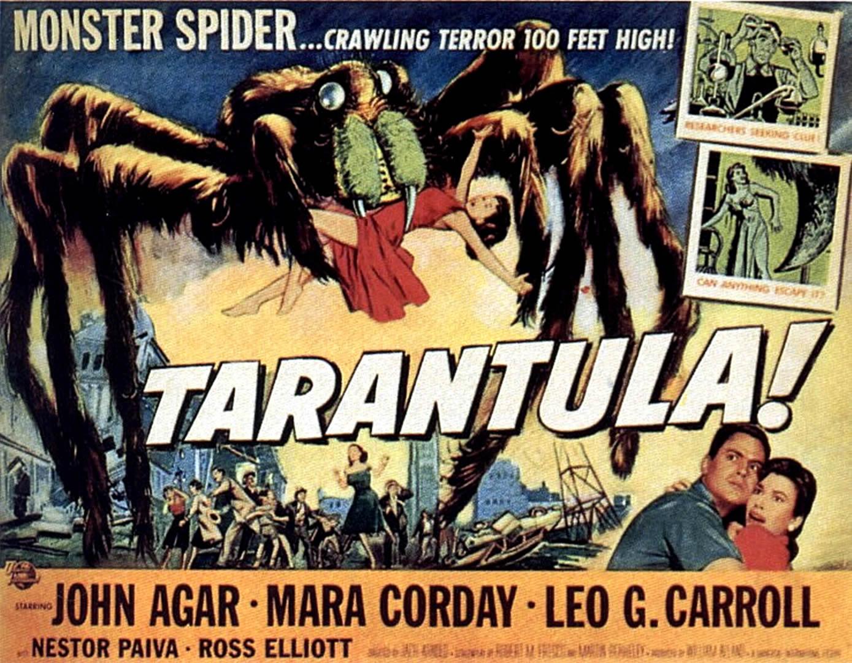 TARANTULA-film poster