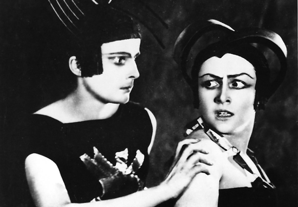 Aelita Queen of Mars (1924)