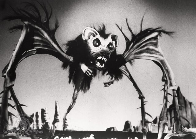 angry red planet rat bat spider