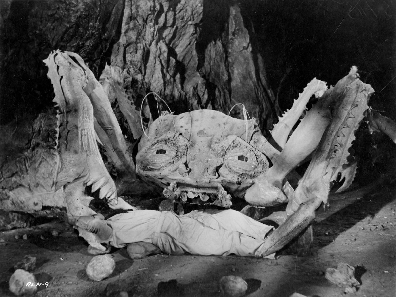 Attack of the Crab Monsters 4