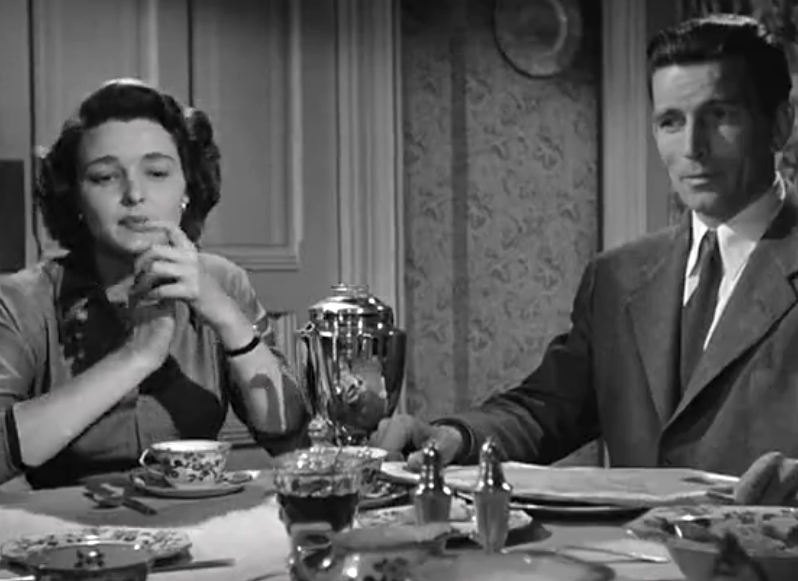 Day the Earth Stood Stil at the dinner table