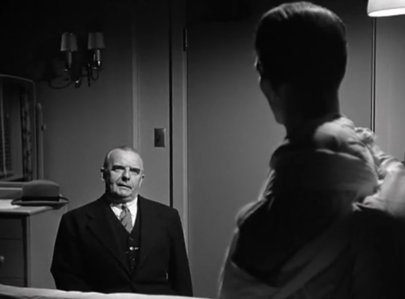 Day the Earth Stood Still-lets just say we're neighbors Mr Hardy-it's hard to think of another planet as neighbors