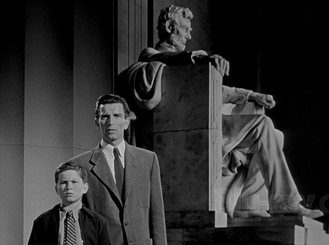 Day the Earth STood Still Lincoln