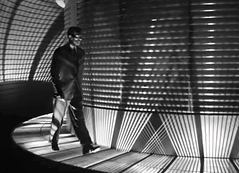 Day the Earth Stood Still stunning visual inside ship to stop the earth