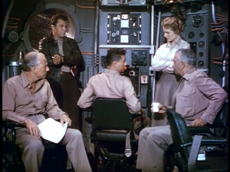 flight-to-mars with scientist Margaritte Chapman