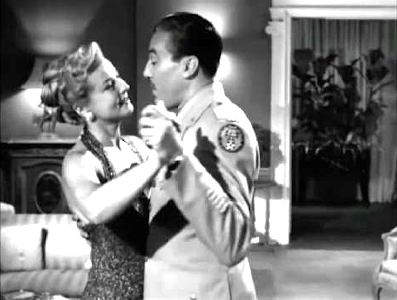Hillary and Cesar in Lost Continent 1951jpg