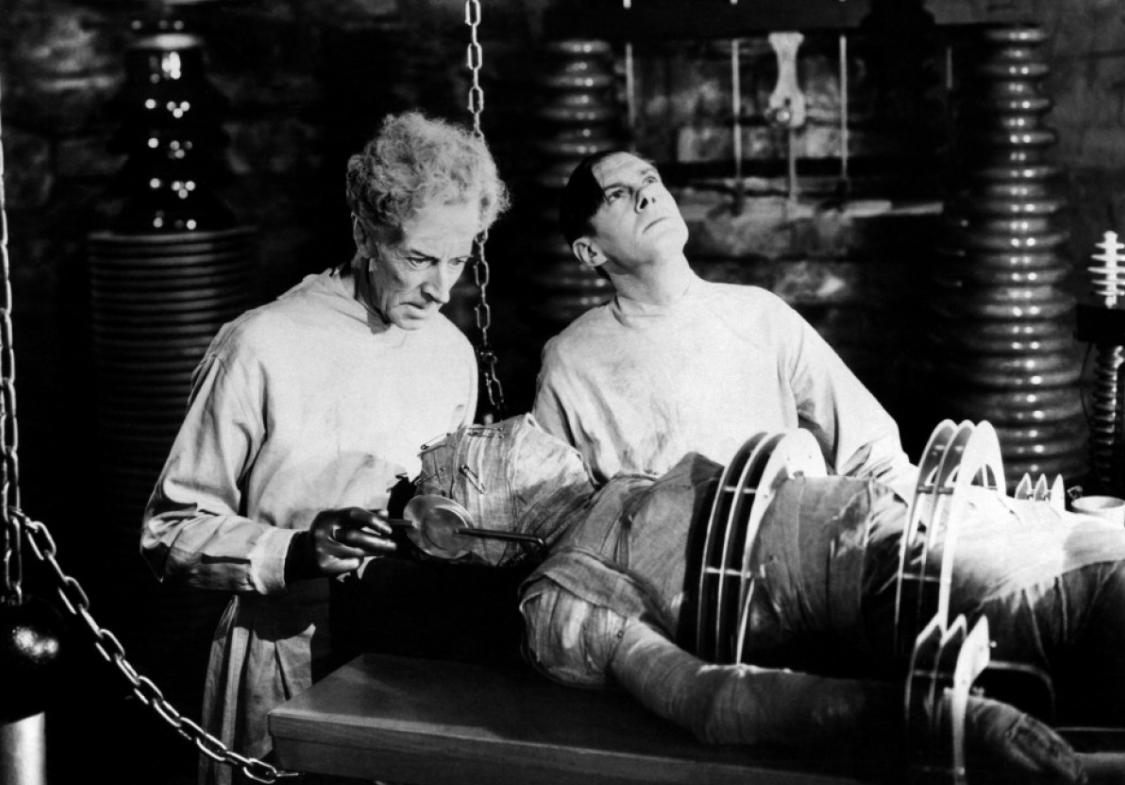 James Whales Bride of Frankenstein 1932
