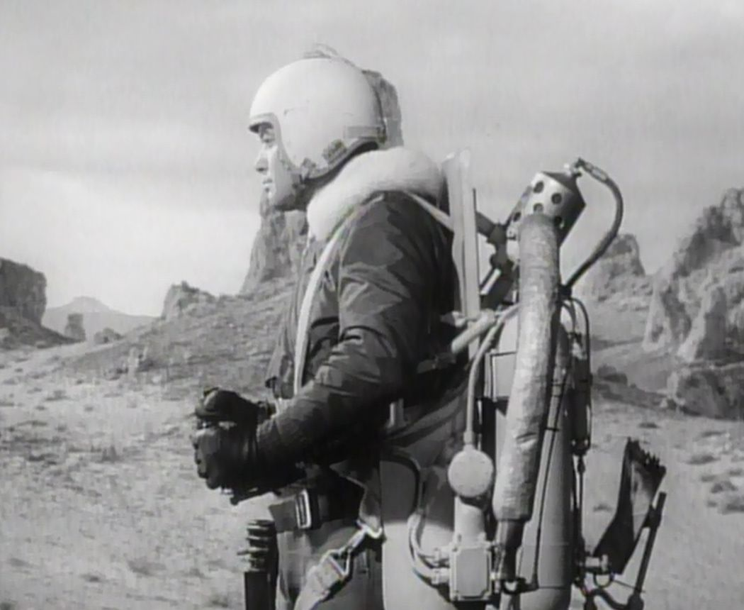 Lost in Space jetpack