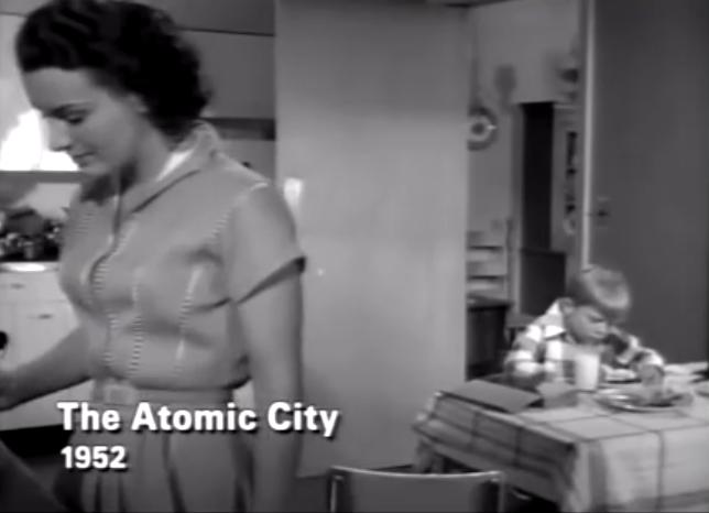 The Atomic City 1952
