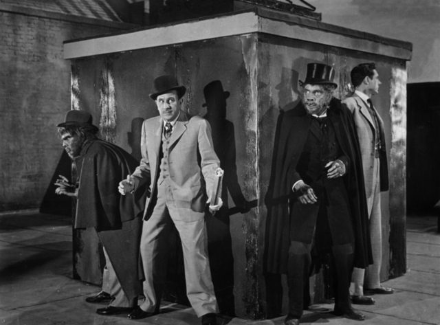 Abbott and Costello Meet Dr Jekyll and Hyde